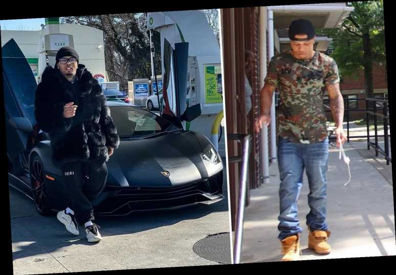 Floyd Mayweather Jr shows off protege Gervonta Davis' incredible transformation from streets of Baltimore to champ boxer