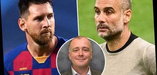 Lionel Messi does not lift more modest teams in way Cristiano Ronaldo has – he wouldn't guarantee Man City Euro success