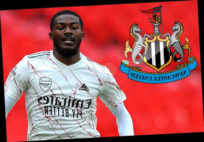 Newcastle told to pay £25m for Ainsley Maitland-Niles after Arsenal rejected Wolves' £15m transfer offer for star