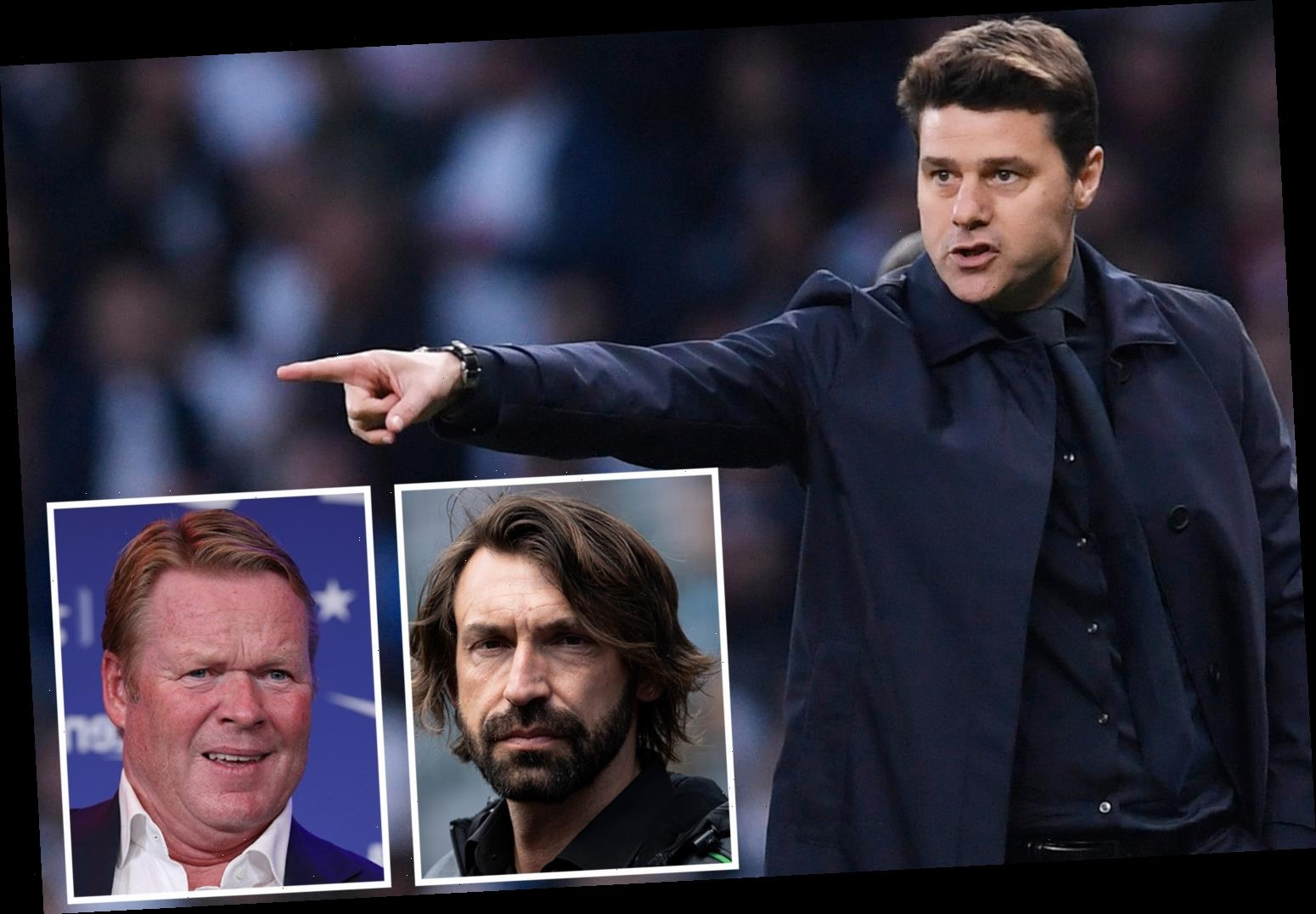 Mauricio Pochettino is becoming football's forgotten man after Barcelona and Juventus rejection