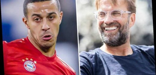 Thiago Alcantara wants Liverpool transfer from Bayern Munich but Klopp will be forced to sell to raise funds