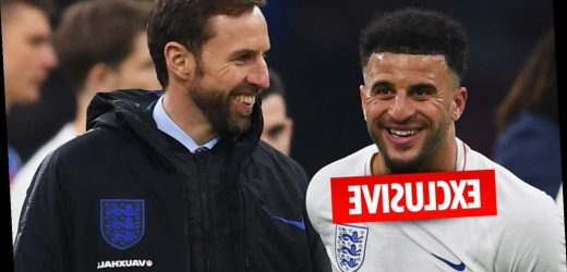 England boss Gareth Southgate considers shock Kyle Walker recall after 18-month absence despite Covid-19 lockdown antics