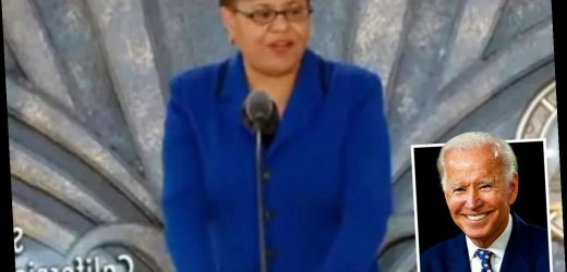 Joe Biden's VP contender Rep. Karen Bass praised Scientology in 2010 and said Church 'speaks to all people' – The Sun