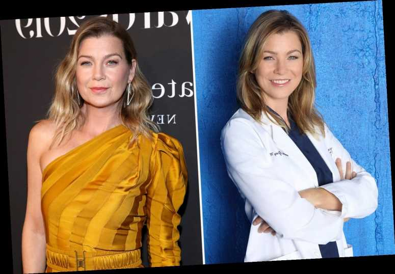 Grey's Anatomy's Ellen Pompeo will leave 'sooner rather than later' because 'seeing herself age is a motherf***er'
