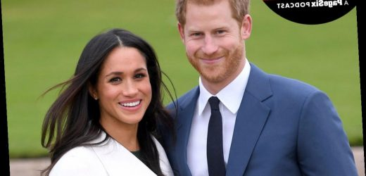 Prince Harry and Meghan Markle have a new palace