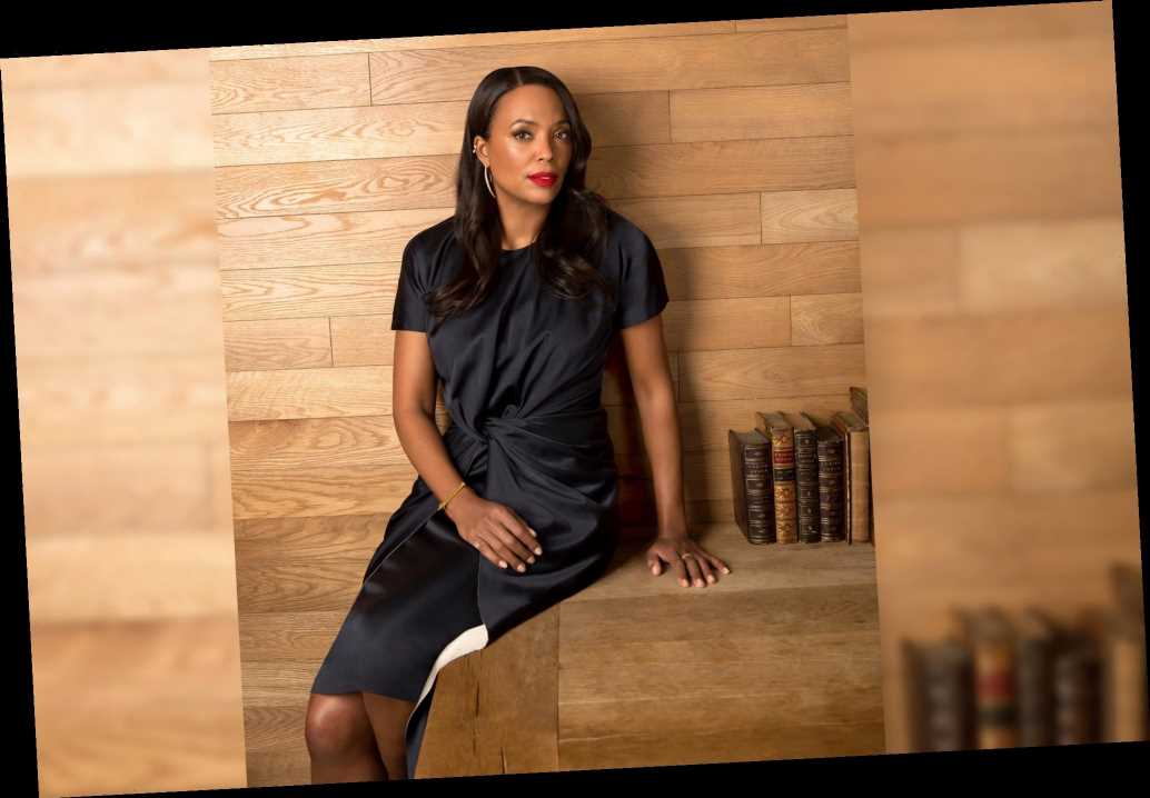 How Aisha Tyler became Hollywood's jack of all trades