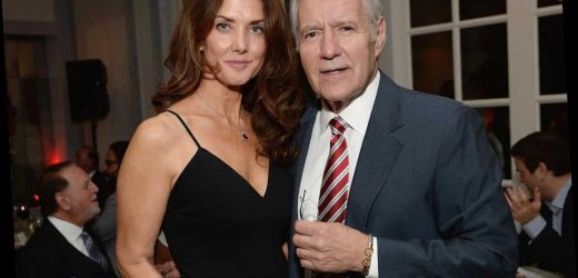 Alex Trebek's wife noticed symptoms before pancreatic cancer diagnosis