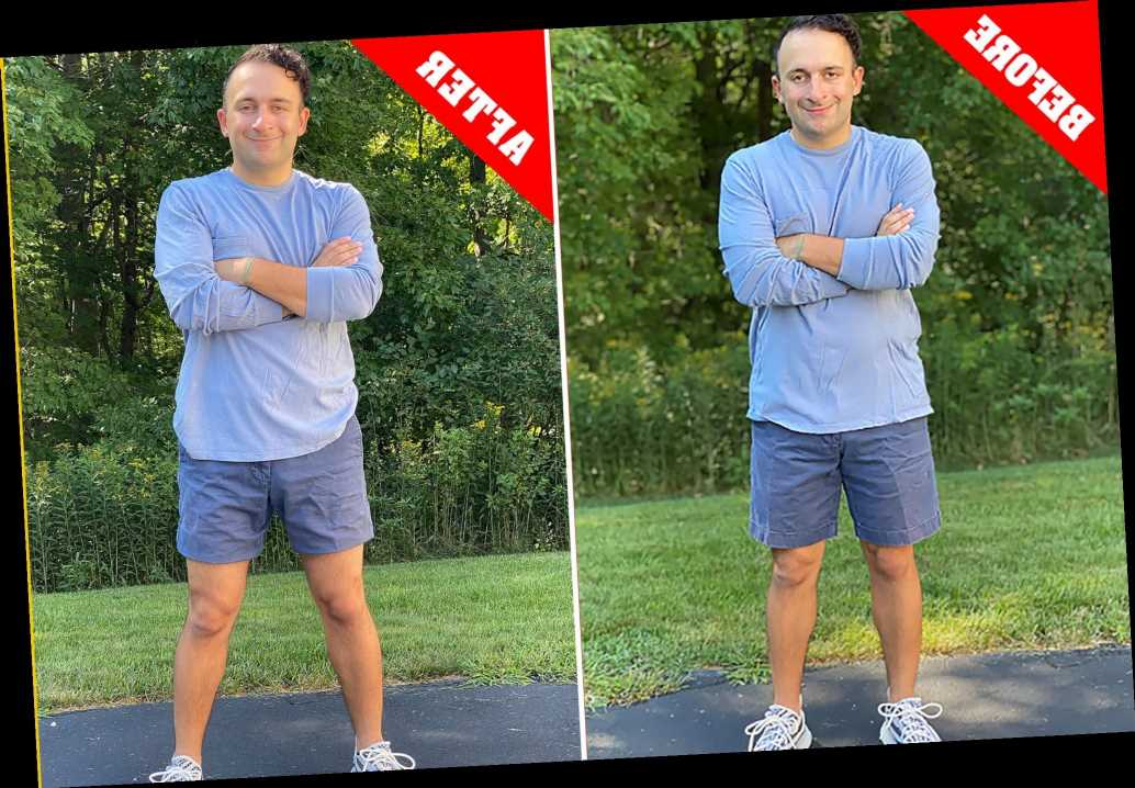 Shorts with a 5.5-inch inseam make a guy instantly hotter