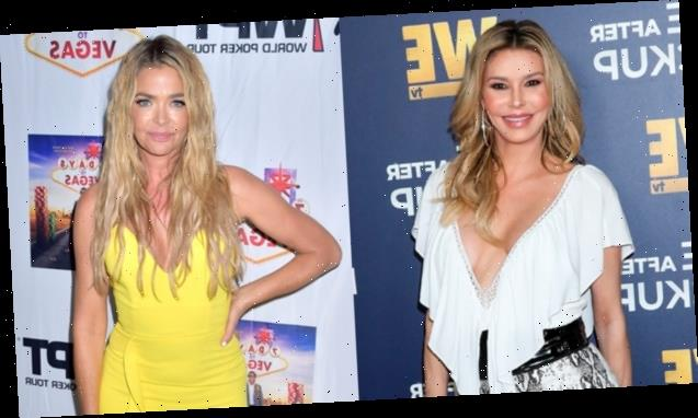 'RHOBH': Brandi Glanville Backs Up Her Affair Claim With Text Messages From Denise Richards
