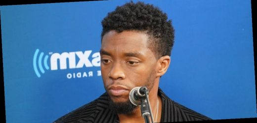 Chadwick Boseman Got Emotional Speaking About Two 'Black Panther' Fans With Terminal Cancer in 2018 Interview