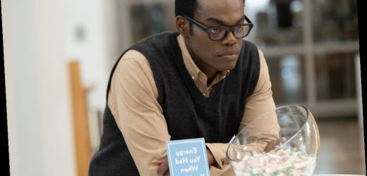 'The Good Place's William Jackson Harper On Wanting To Play A Villain & His Realization Making 'The Underground Railroad'
