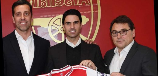 Arteta and Edu – the Arsenal men needed to sell the Arsenal vision and bring the glory days back to the Emirates