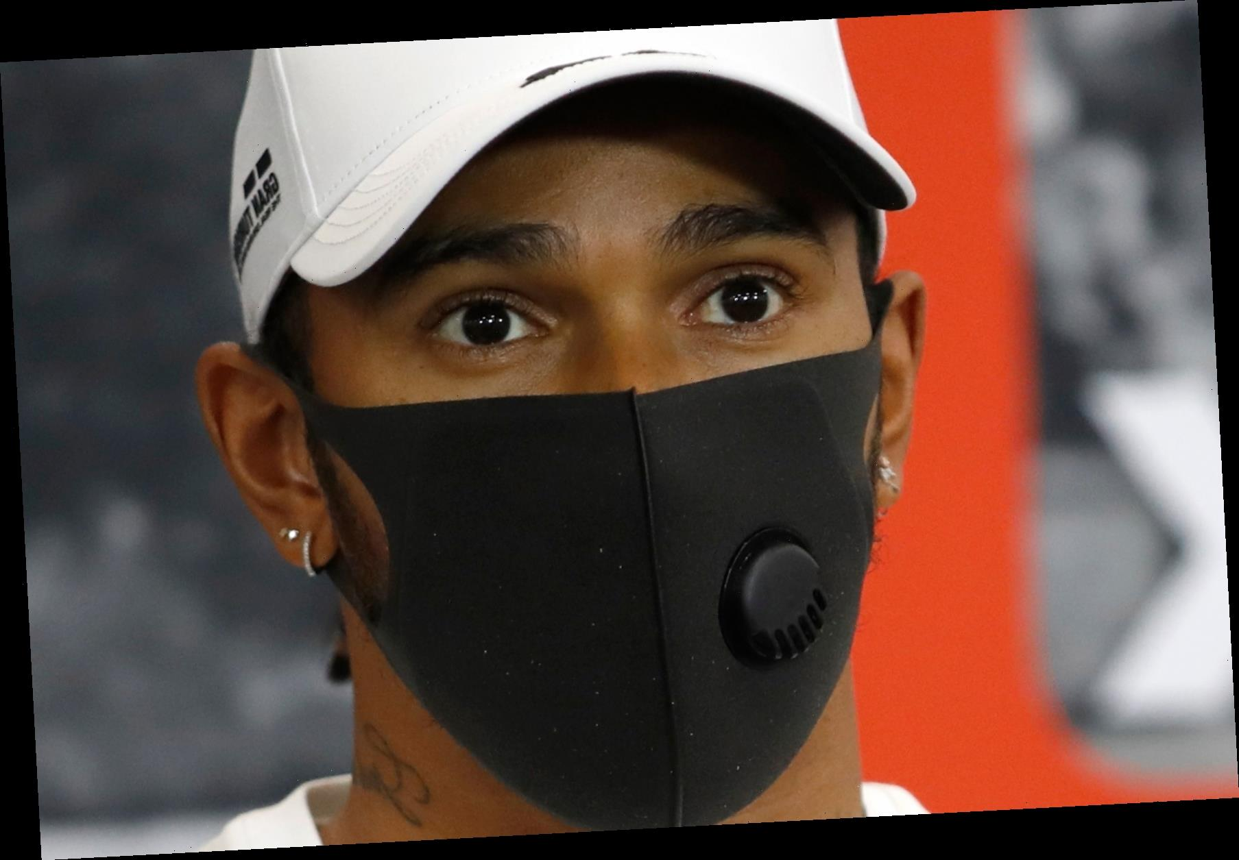 Lewis Hamilton 'fully aligned' with US athletes' Jacob Blake protests but will NOT boycott Belgian GP