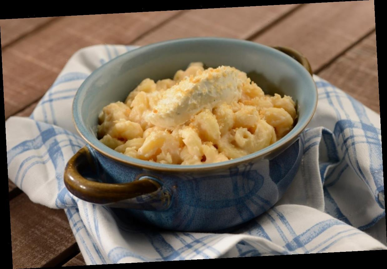 Craving Walt Disney World's Famous Mac and Cheese? Here's the Mouthwatering Recipe