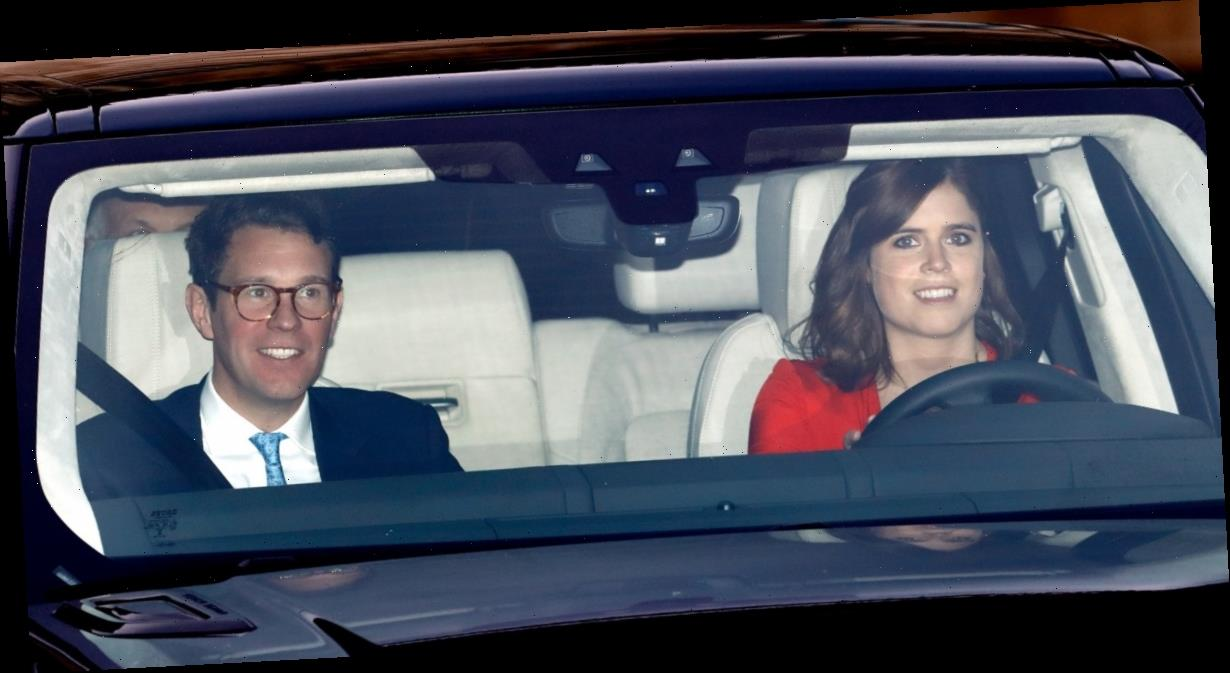 Princess Eugenie and Jack Brooksbank join the Queen at Balmoral