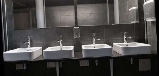 A Doctor Explains How You Can Protect Yourself From COVID Inside A Public Restroom