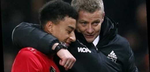 Man Utd boss Solskjaer wants Jesse Lingard to stay despite transfer exit talk but can't assure him game time