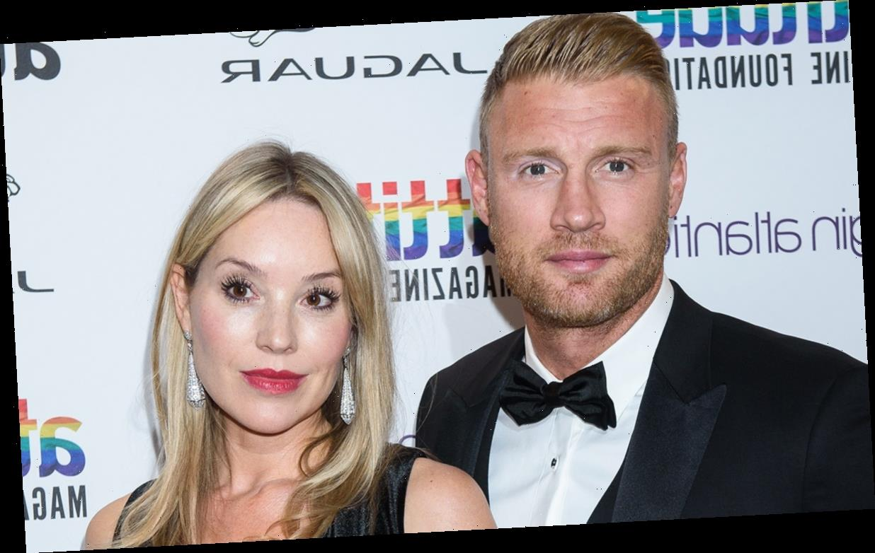 Who is Freddie Flintoff's wife? Meet the Total Wipeout star's other half Rachael here