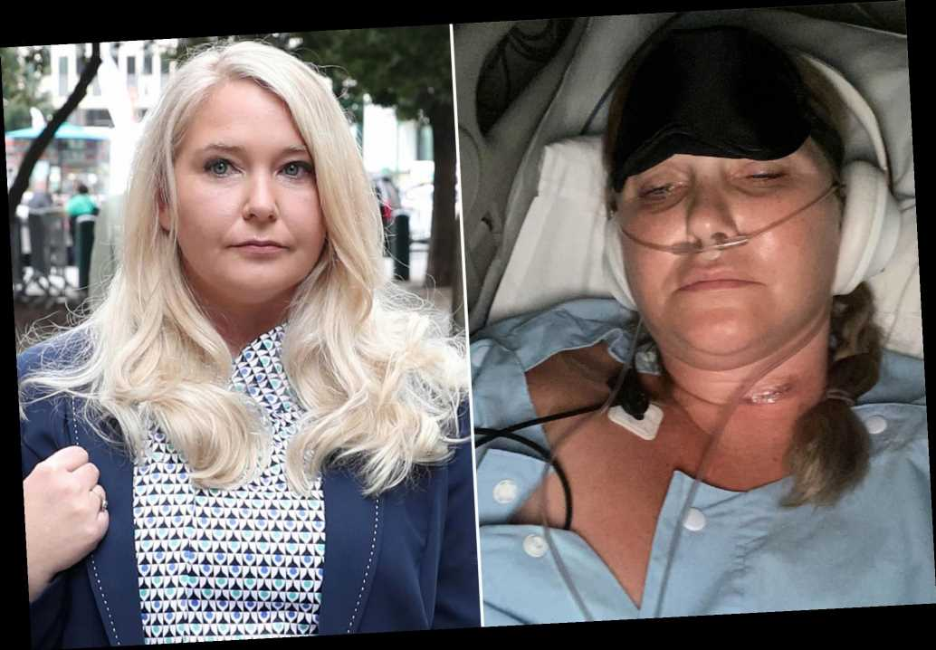 Epstein victim Virginia Roberts tweets she's in ICU following spinal surgery