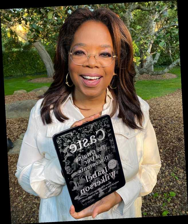 Oprah Winfrey Reveals Her New Book Club Pick, Caste: It 'Might Well Save Us'