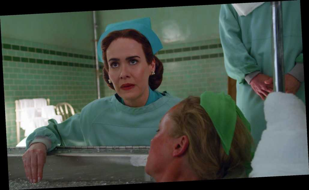 Sarah Paulson Is a Nurse Gone Mad in Trailer for Netflix's Ratched