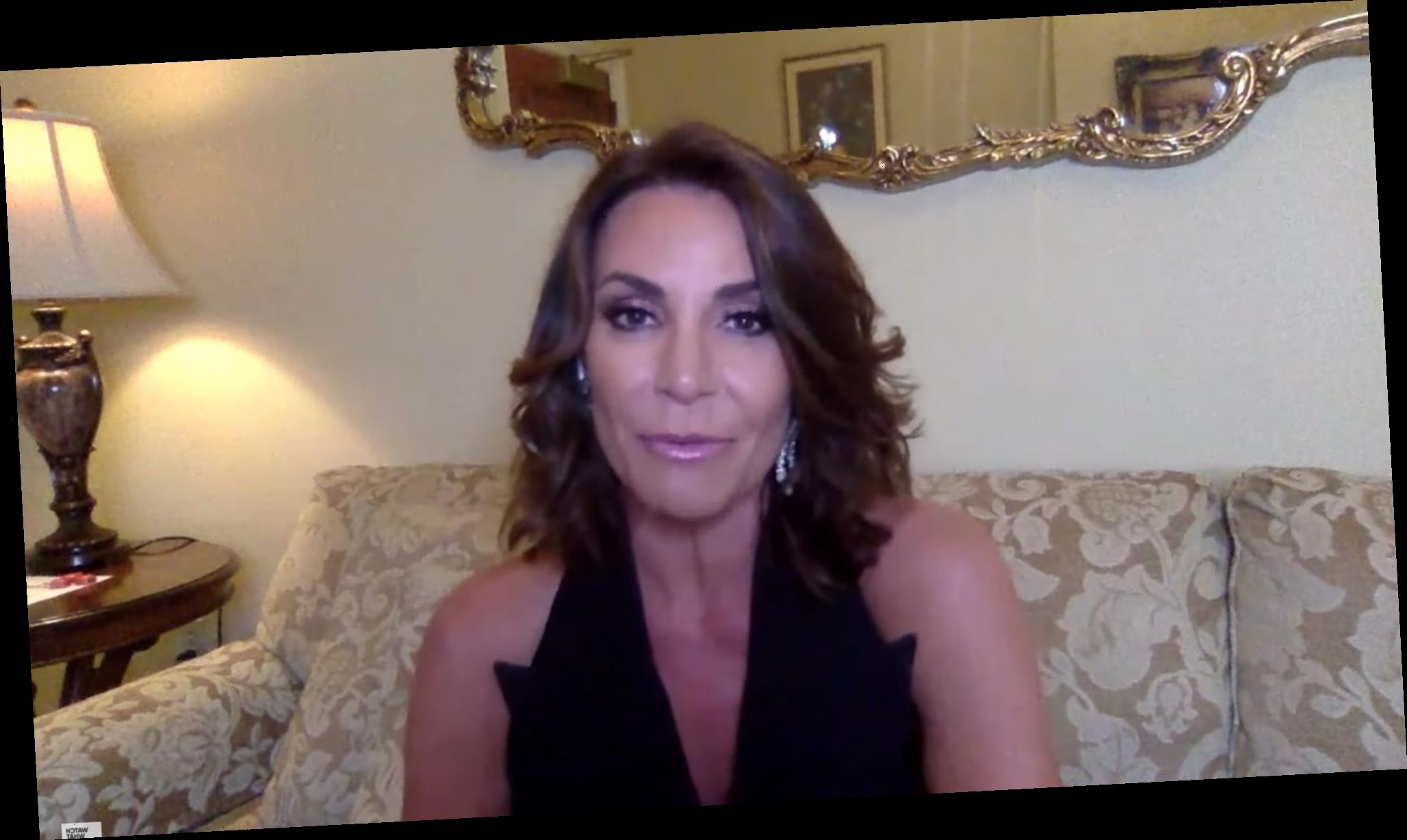 RHONY's Luann de Lesseps Talks Deciding to Drink Again After Remaining Sober for Probation