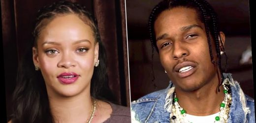 Rihanna and A$AP Rocky Talk Skincare, Their Beauty Icons and More in Candid New Video