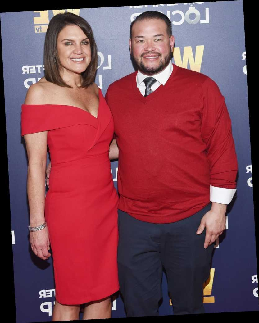 Jon Gosselin Vacations in Florida with Daughter Hannah, Son Collin and Girlfriend Colleen Conrad