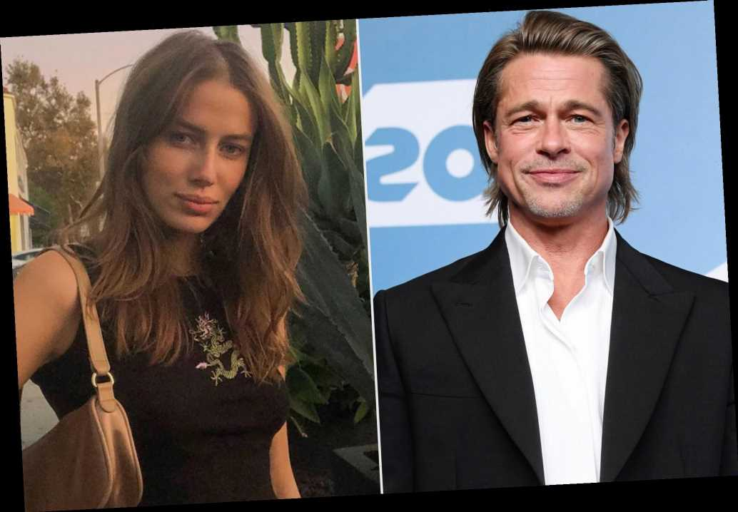 Everything to Know About Nicole Poturalski, the German Model Spotted with Brad Pitt