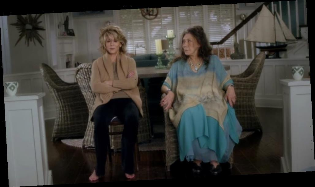 The surprising Friends connection you missed on Grace and Frankie