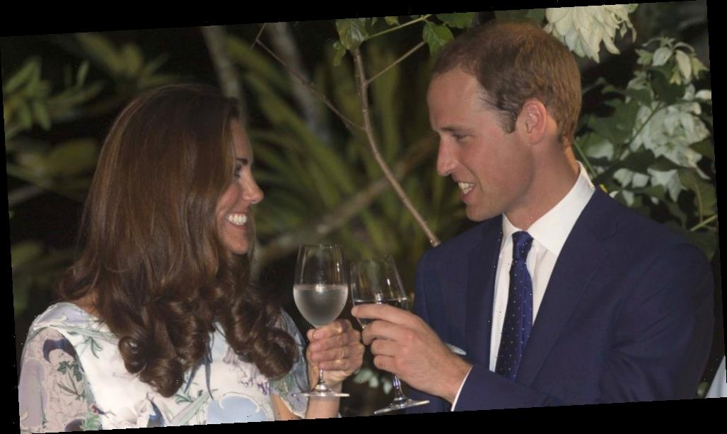 These are the royal family's favorite drinks