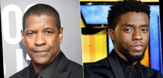 The truth about Chadwick Boseman and Denzel Washington's relationship