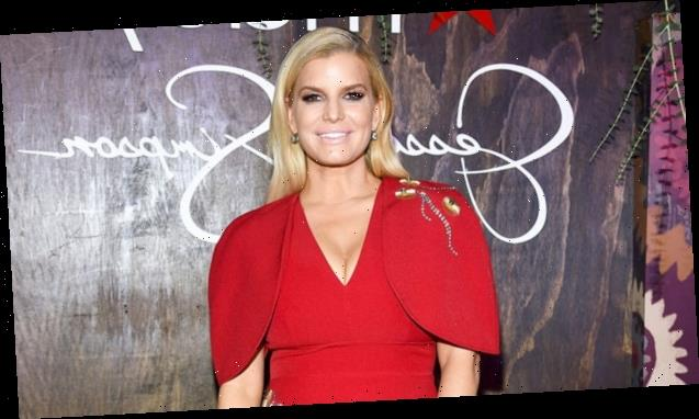 Jessica Simpson Reveals The Easy Workout She Used To Drop 100 Lbs. Post Baby #3 – Interview
