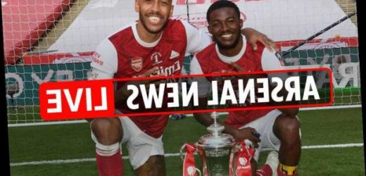 10.15pm Arsenal transfer news LIVE: Aubameyang new contract, Maitland-Niles for SALE, Willian '£100,000-a-week deal' – The Sun
