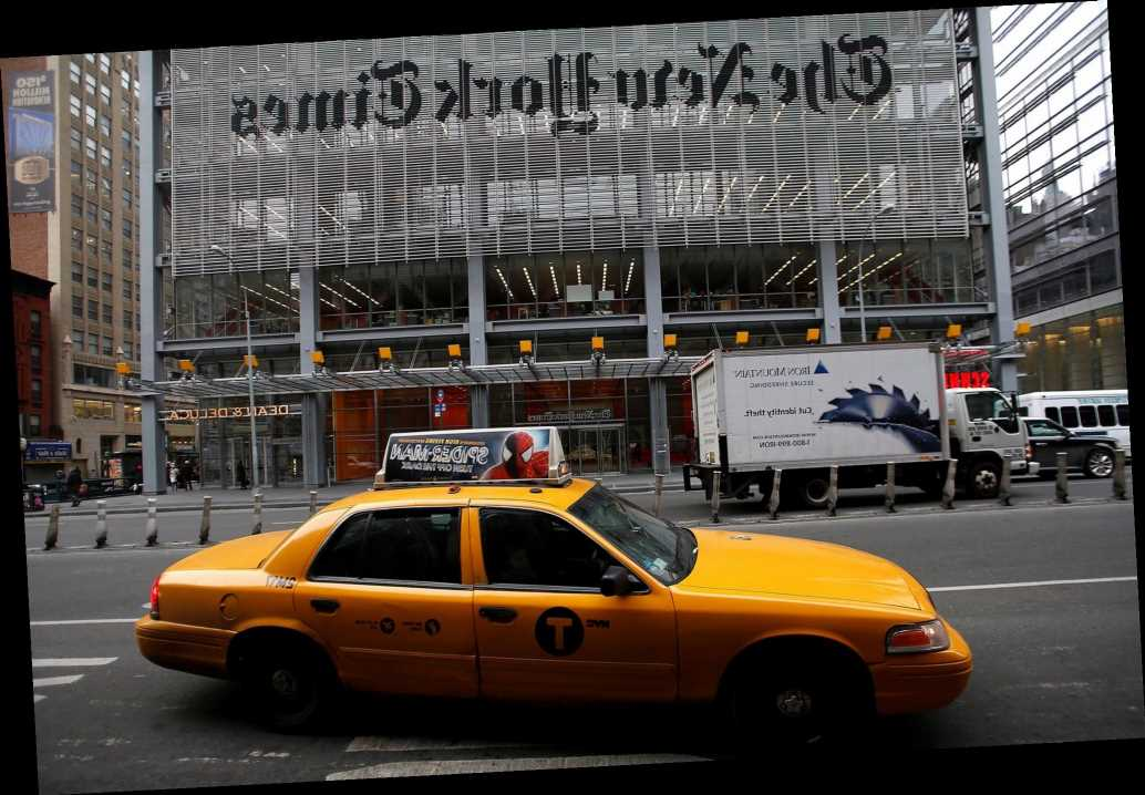 New York Times union wants 'sensitivity reads' as part of editorial process