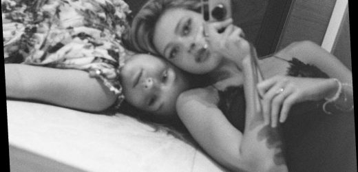Brooklyn Beckham's fiancée posts sweet pic with future sister-in-law