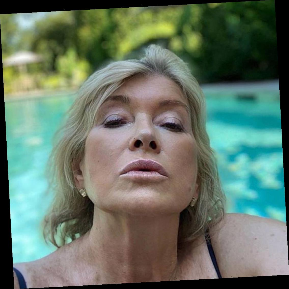 How Martha Stewart Became the Surprise Star of Quarantine: Inside Her Hot Girl Summer