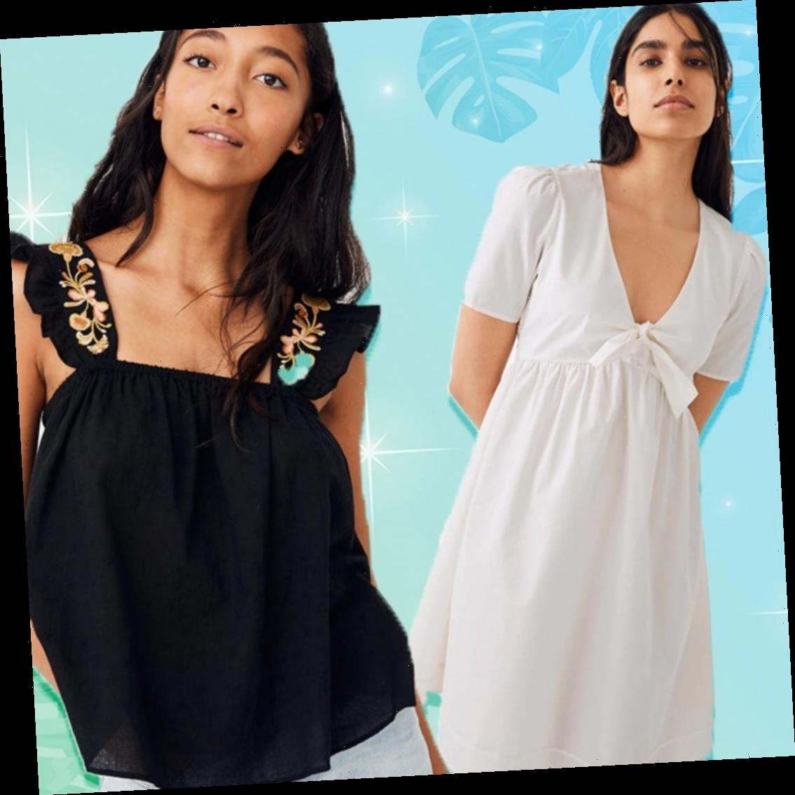 Score up to 70% off at the Madewell Secret Stock Sale