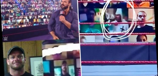 WWE set to change new Thunderdome system after showing series of disturbing pictures live on air
