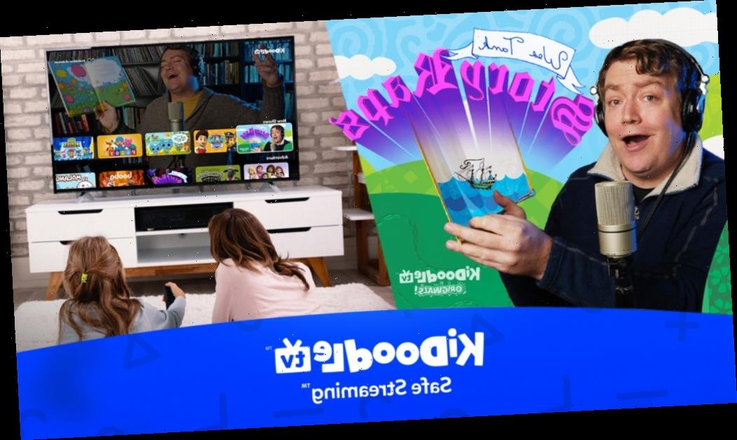 Children's Streaming App Kidoodle.TV Surges as Families Gather Around Connected TVs