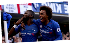 Antonio Rudiger claims Chelsea will be losing out on 'calm and humble' Willian as winger 'agrees' Arsenal transfer