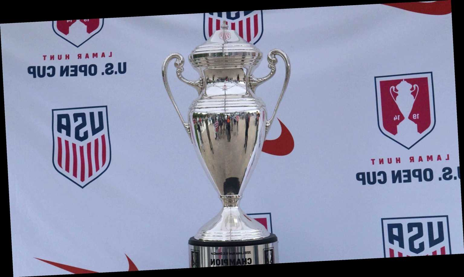 Lamar Hunt U.S. Open Cup, America's club soccer competition, canceled due to COVID-19