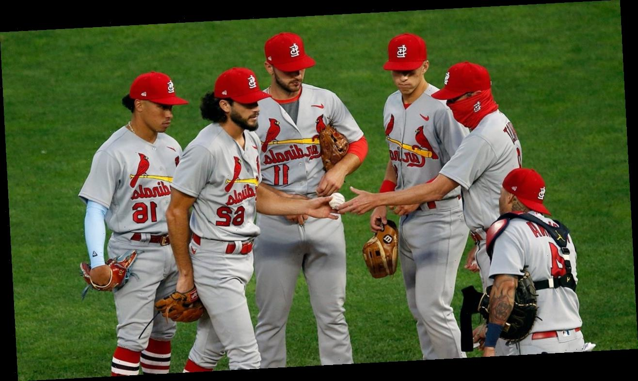 St. Louis Cardinals pull off historic double play