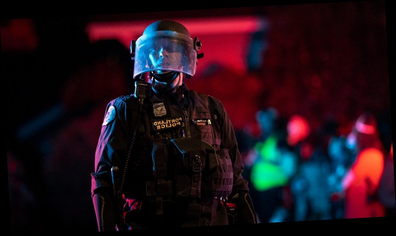 Portland police sgt: Legitimate protests, message 'hijacked by anarchists'