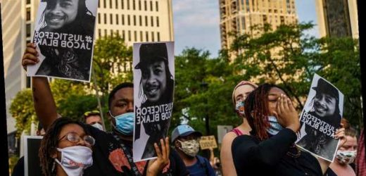 Jacob Blake's father says son left partially paralyzed by police shooting: report
