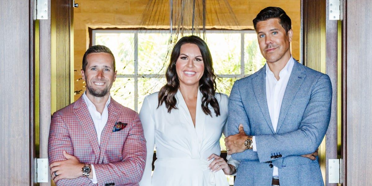 How Fredrik Eklund is expanding his bicoastal real estate team into a new market during a pandemic