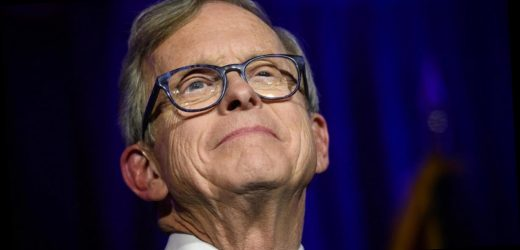 Ohio governor says he tested negative for COVID-19 hours after announcing positive result