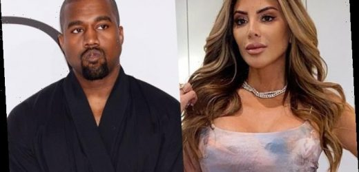 Larsa Pippen Apparently Shades Kanye West Over Abortion Tweets