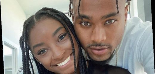 Simone Biles Confirms Jonathan Owens Romance With PDA-Filled Photos