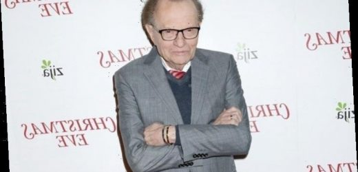 Larry King Breaks Silence, Feels 'So Out of Order' After Sudden Deaths of Son and Daughter